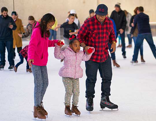 Holiday Fun at Crown Center